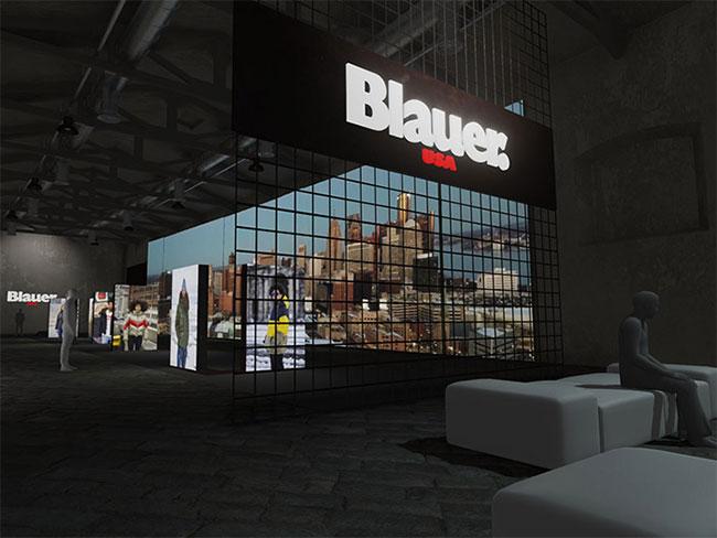 BLAUER presents human landscapes