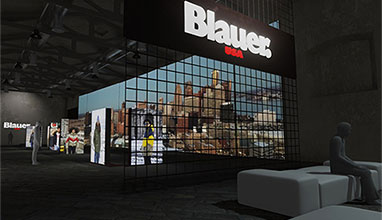 BLAUER presents human landscapes