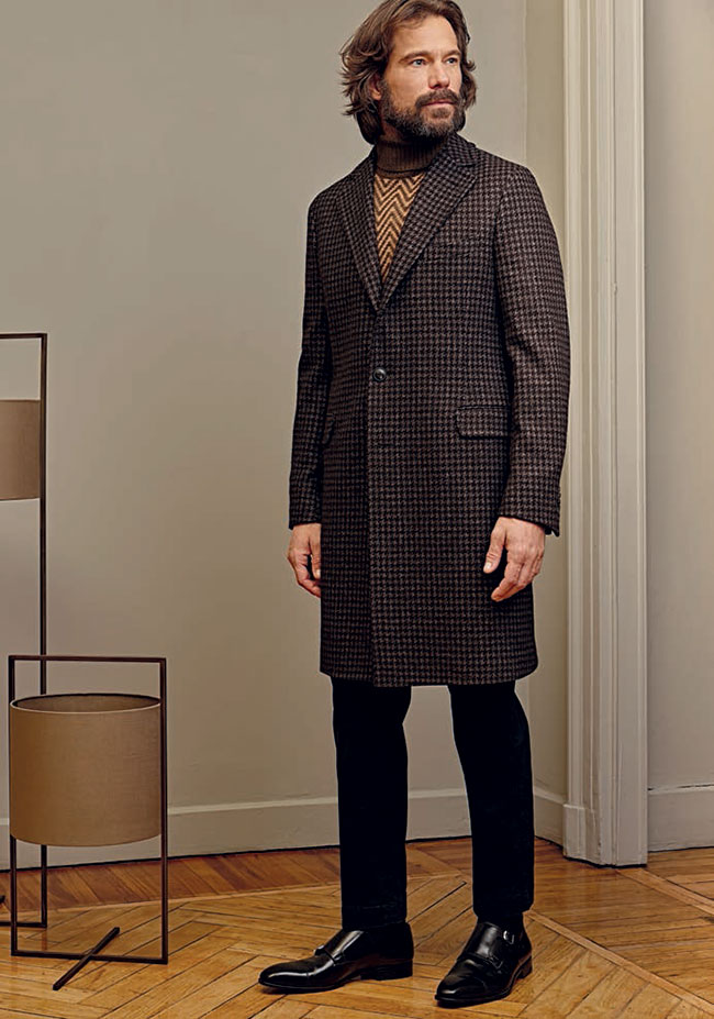 Boglioli Fall/Winter 2019 collection