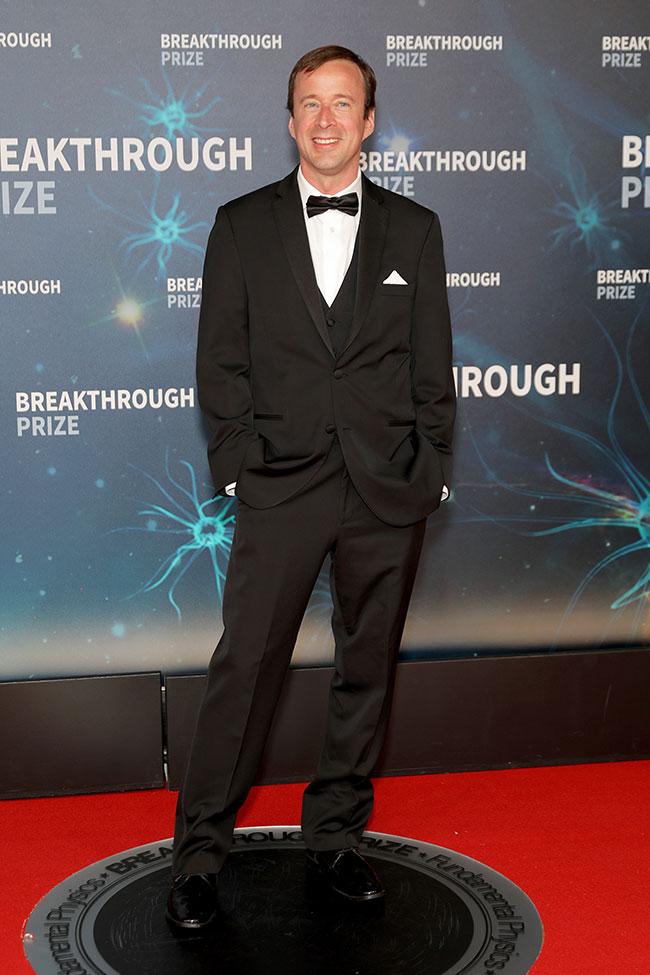 8th Annual Breakthrough prize -