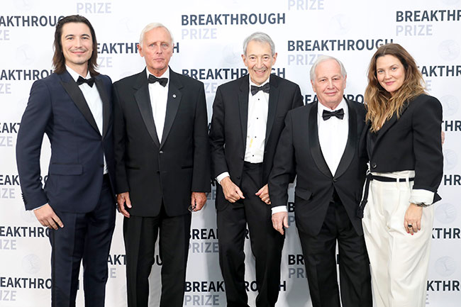 8th Annual Breakthrough prize -