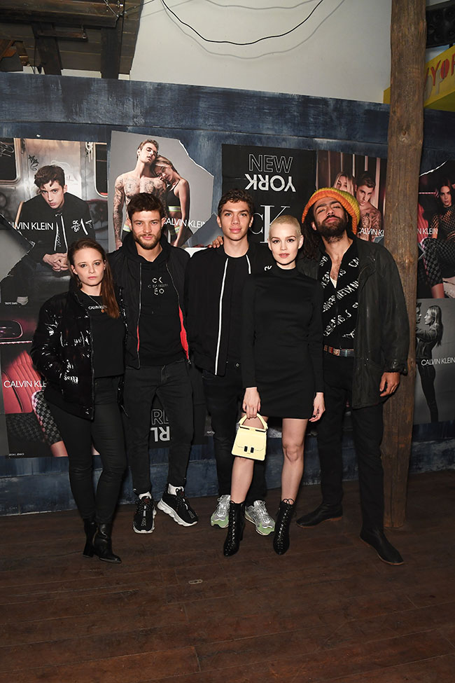Calvin Klein hosts a night of music, discovery and celebration in Berlin