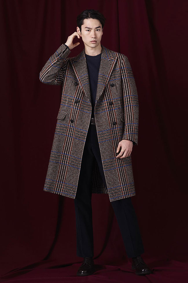 Canali Fall/Winter 2019 collection