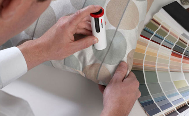 Datacolor® partners with Color Solutions International to improve textile color identification with ColorReaderPRO