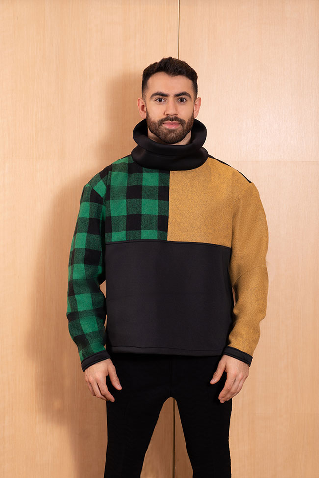 Franklin Eugene Men's Fall/Winter 2019/2020 collection