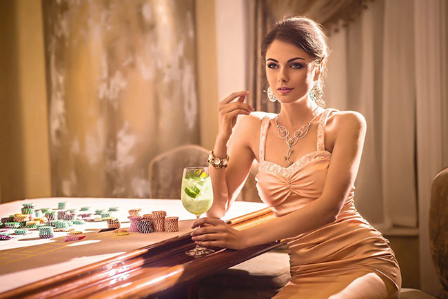 The link between fashion and casinos – high fashion for high rollers