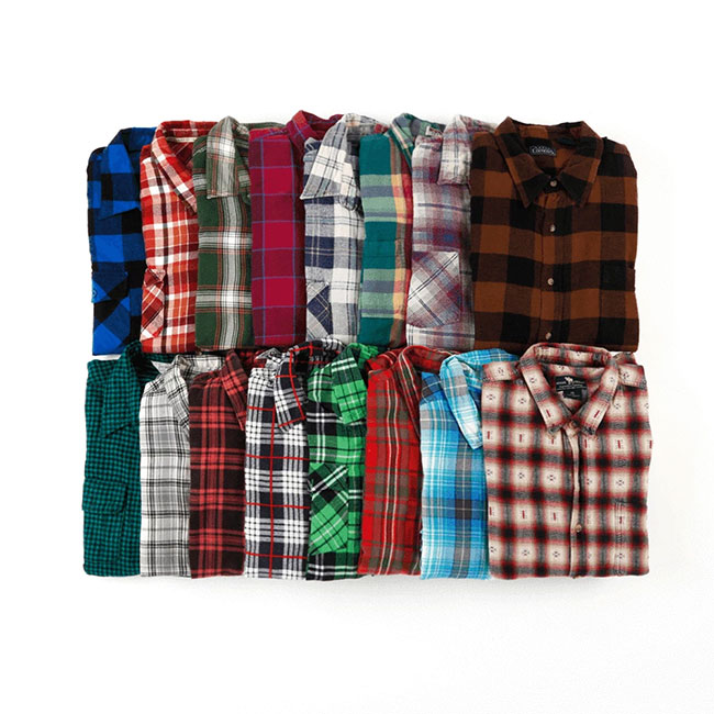 A Guide for Selecting the Best Flannel Shirts for Traveling
