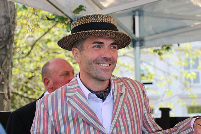 Bespoke hats by Gamble and Gunn