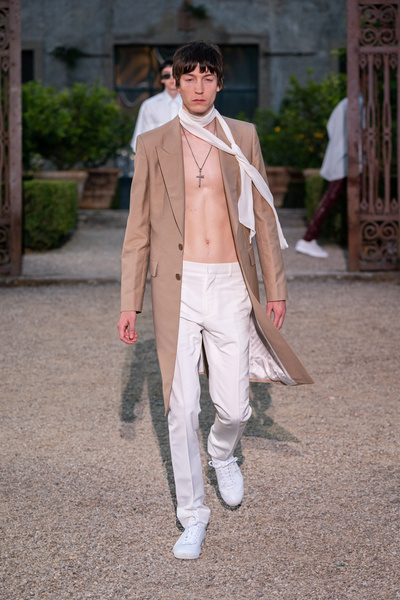 Guest Designer at Pitti Immagine Uomo 96 - Givenchy