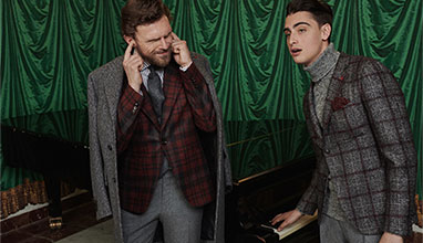 Isaia Fall/Winter 2019-2020 collection