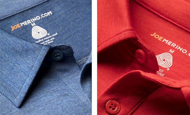 Dutch brand Joe Merino has unveiled a classic summer t-shirt in 100% ultrafine Merino wool