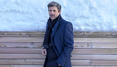 Patrick Dempsey entra in KA/NOA, marchio di moda maschile slow wear, 100% Made in Italy