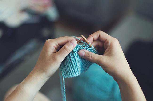 Knitting is Not Just for Old People, Grab Your Own Yarn Bundles Now!