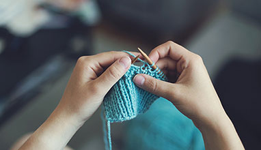 Knitting is Not Just for Old People, Grab Your Own Yarn Bundles Now