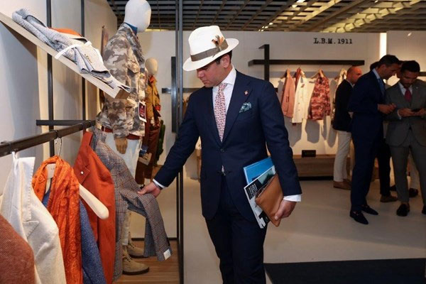 L.B.M 1911 showed their Spring/Summer 2020 collection during Pitti Uomo 96