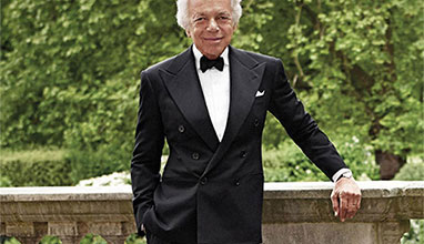 Ralph Lauren awarded honorary knighthood