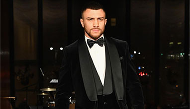 Vasyl Lomachenko is the first ambassador of Billionaire