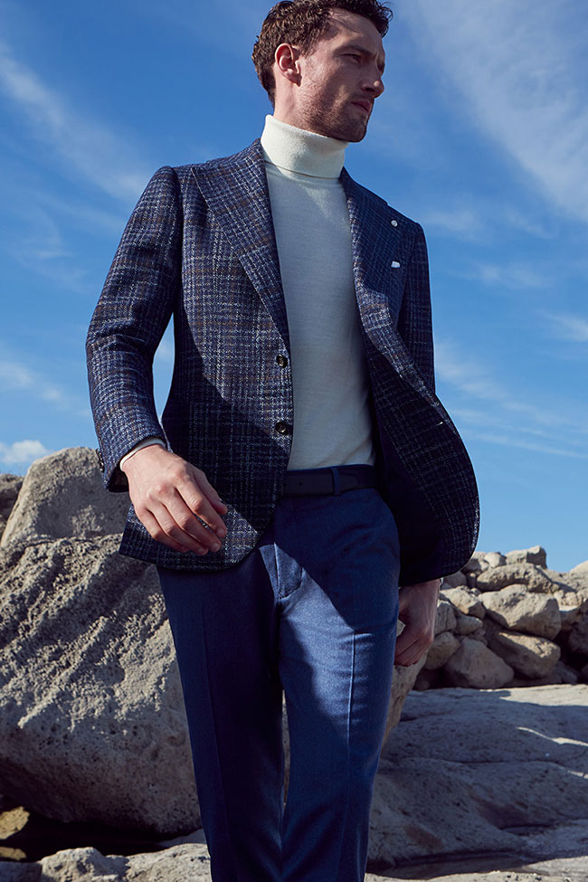 Luigi Bianchi Mantova Autumn/Winter 2019-2020 collection