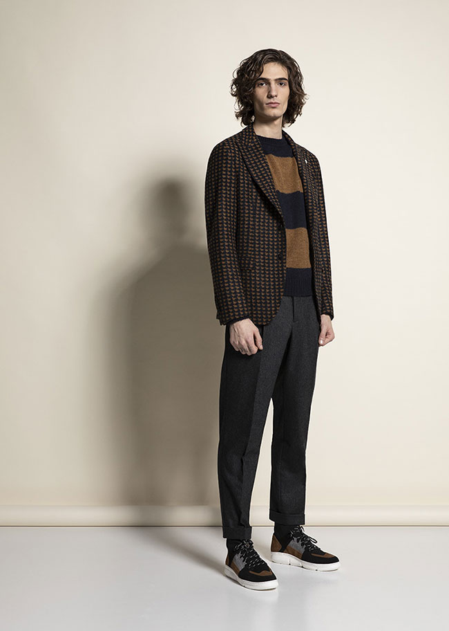 Manuel Ritz Fall/Winter 2019-2020 collection