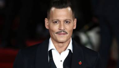 Johnny Depp is the winner of Most Stylish Men April 2019