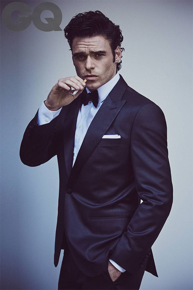 Celebrities' style: Richard Madden