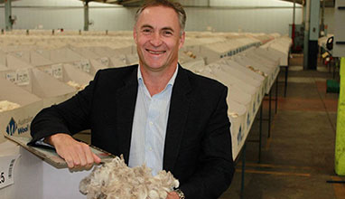 Marzotto wool manufacturing welcomes the International Wool Textile Organisation