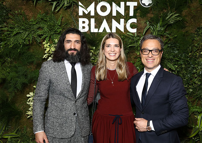 Montblanc Reconnects Through Nature at SIHH
