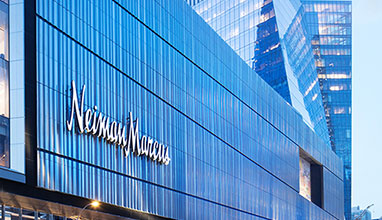 Neiman Marcus opened a multi retail experience in New York City