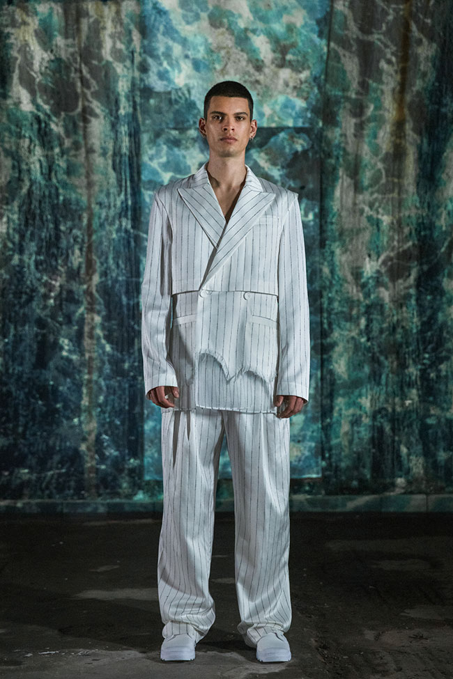 Daniele Niboli Spring/Summer 2020 collection