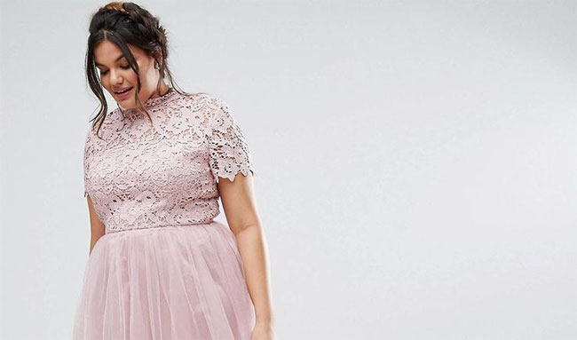 Shopping for Plus Size Wedding Dresses for Guests - How Do You Choose One