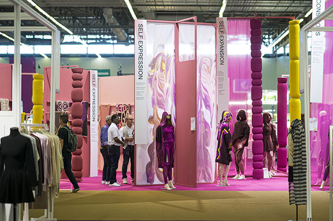 Over 56 000 visitors came to seek inspiration and innovation at the September 2019 edition of Premiere Vision Paris