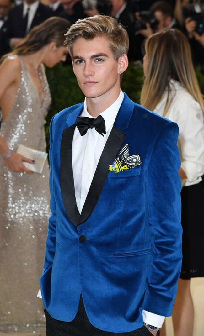 Presley Gerber - male model and photographer
