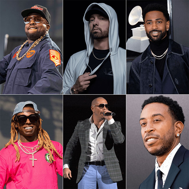 10 World-Famous Rappers of All Time