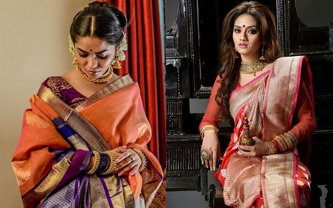 Reasons The Saree Is a Unique Indian Fashion Garb