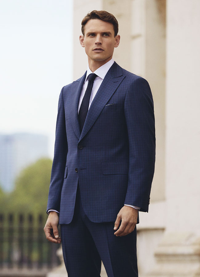 Scabal Autumn/Winter 2019-2020 collection