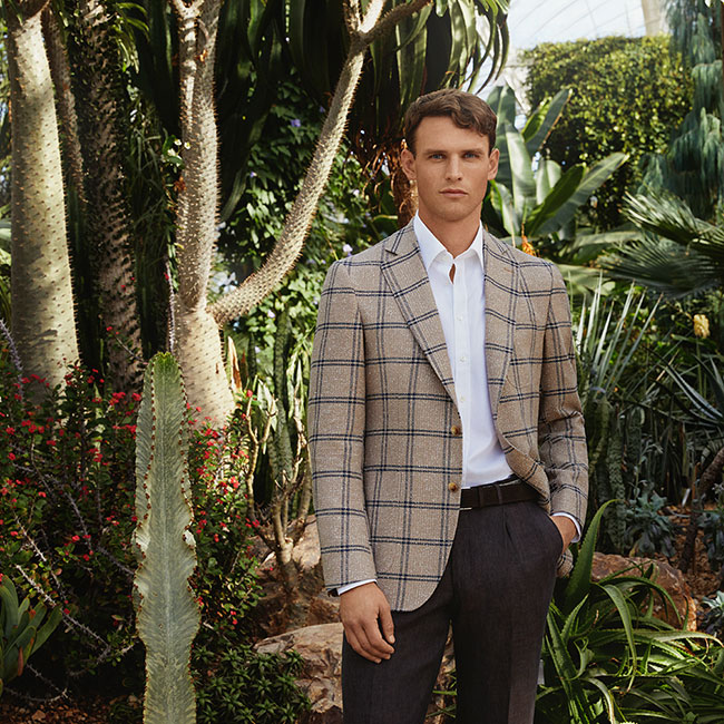 Scabal Spring/Summer 2019 collection
