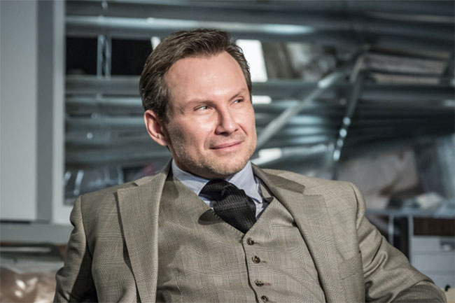 Celebrities' style: Christian Slater