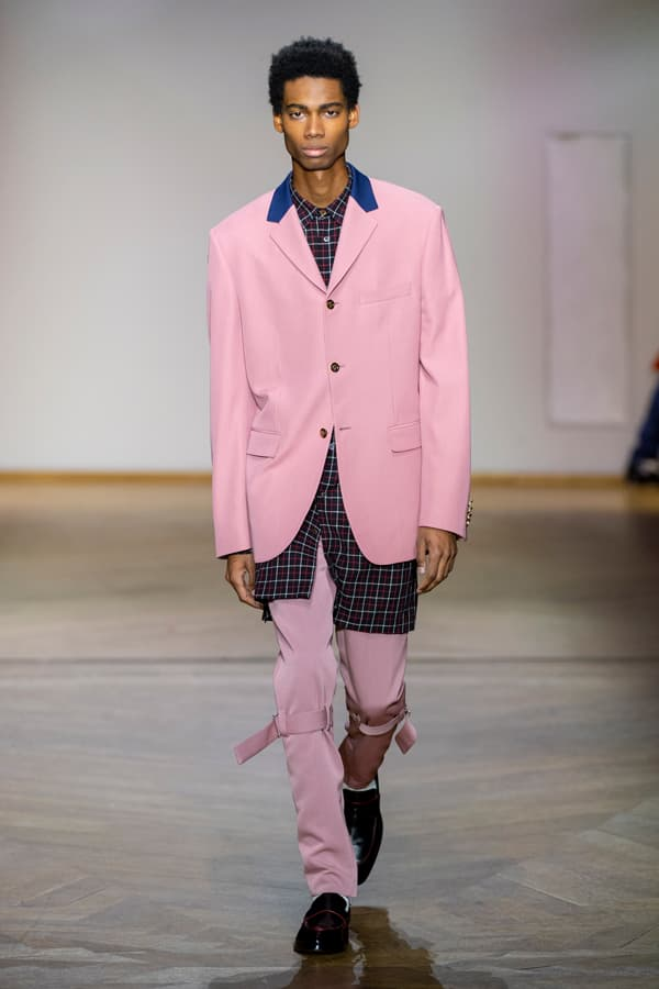 Paul Smith Autumn/Winter 2019 collection - the fabric of modern Britain