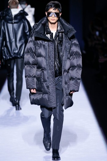 Tom Ford Fall/Winter 2018-2019 collection