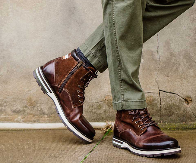 The best winter travel boots for men