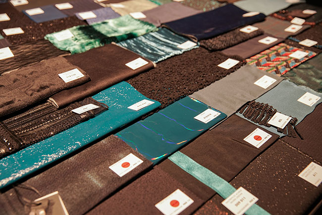 Trends in materials for Autumn/Winter 2020-2021