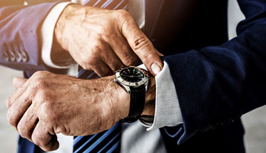 From Chrono to Diver: Your Guide to the Different Types of Watches for Men