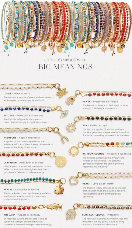 Bracelet Symbols
