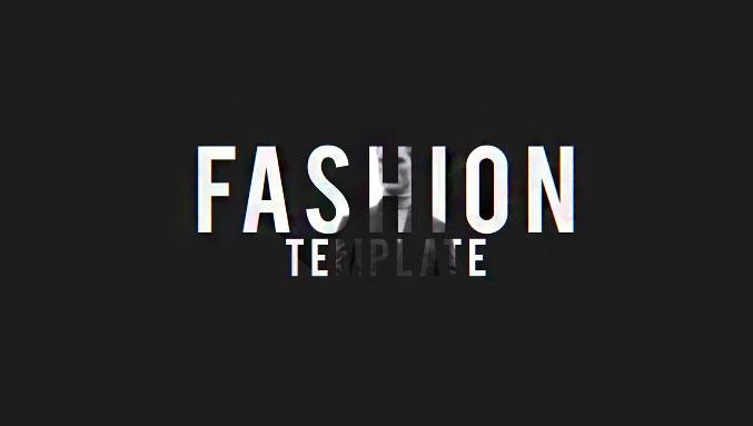 Fashion show opener