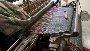 Harris Tweed: Authenticity is the new luxury