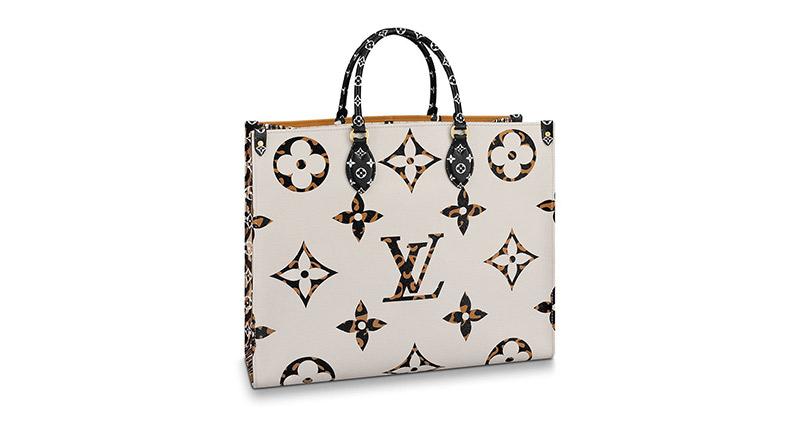 Louis Vuitton Monogram Jungle Collection
