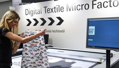 Micro-factories will be the focal subject at Texprocess 2019