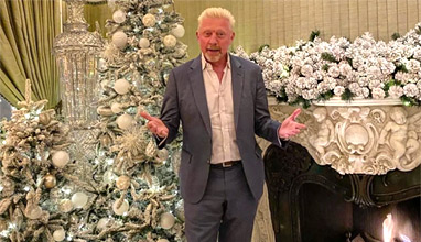 BORIS BECKER collection to be presented at Gallery FASHION & SHOES
