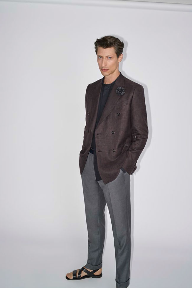Brioni Spring/Summer 2020 collection