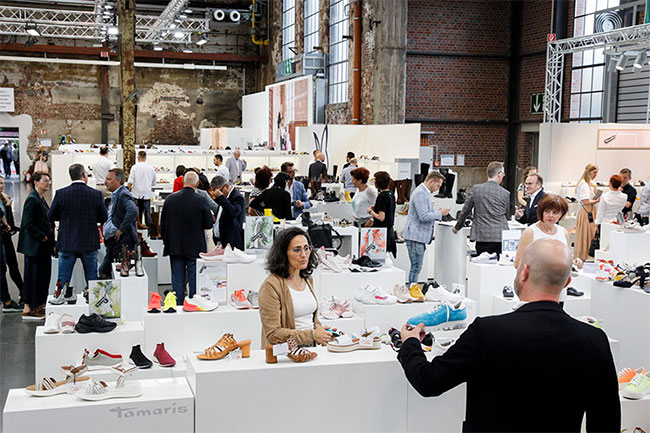 Gallery SHOES - The European shoe industry fair in Dusseldorf Autumn/Winter 2020/2021